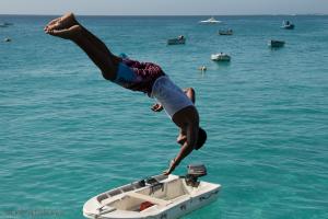 Sal - Kapverdische Inseln - Fischersteg